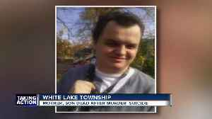 White Lake mother son death ruled homicide suicide [Video]