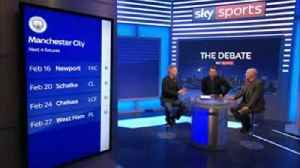 Is the quadruple too much for Man City? [Video]
