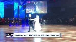80-year-old Oakland County woman says dancing is her secret to staying young [Video]
