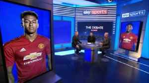 Can Utd cope without Martial and Lingard? [Video]