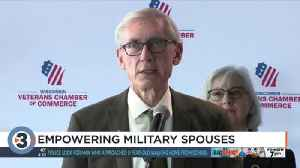 Wisconsin to launch first military spouse economic empowerment zone [Video]