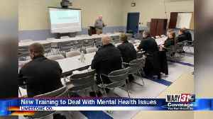 Training Limestone Co. Jailers To Recognize Mental Health Issues [Video]