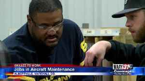 Skilled to Work: Jobs in Aircraft Maintenance [Video]