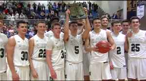 PAC Boys Basketball Title Game Highlights [Video]