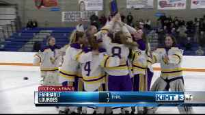 Monday's sports highlights: Lourdes wins 1A Title, section wrestling playoffs plus Coach K in Roch [Video]