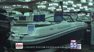 Boat Show returns to Fort Wayne [Video]