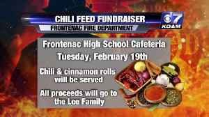 Chili Feed Fundraiser Interview [Video]