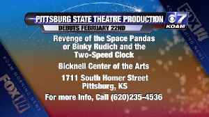 Pittsburg State Theatre Production [Video]