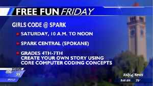 Free Fun Friday for Feb. 15, 2019 [Video]