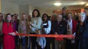 Family gets keys to new Habitat for Humanity home on Valentine's Day [Video]