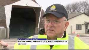 Kentucky Road Crews Keeping Roads Safe by Preparing for Snow [Video]