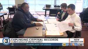 Attorneys host clinic to help expunge criminal records, open up better employment opportunities [Video]
