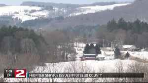 Otsego County residents tired of losing their Frontier landline service [Video]