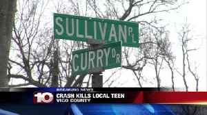 Authorities identified teenage victim in fatal crash [Video]