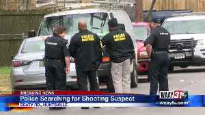 Police Searching for Shooting Suspect [Video]