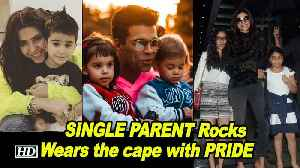 SINGLE PARENT Rocks, wears the cape with PRIDE [Video]
