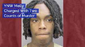 Rapper YNW Melly Is Charged With Murder [Video]