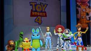 Walking Buzz Lightyear Toy Being Released [Video]