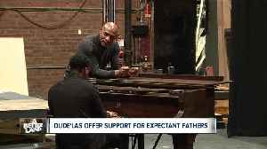 Cleveland support group helps guide fathers through parenting [Video]