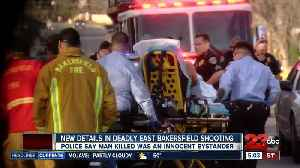 Innocent bystander killed in East Bakersfield shooting [Video]