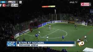 Landon Donovan makes his indoor soccer debut with San Diego Sockers [Video]