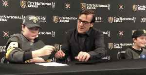 VGK wishes come true for 2 boys [Video]