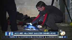 Accused Hillcrest shooter denied bond [Video]