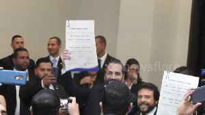 Nayib Bukele receives credentials as president-elect of El Salvador [Video]