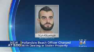 Former Hallandale Police Employee Faces Serious Charges [Video]