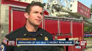 St. Pete Firefighters using new gear and procedures to battle cancer from smoke and ash [Video]