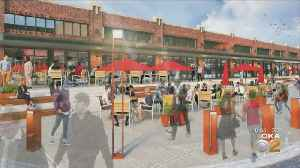Plans For Strip District Produce Terminal Makeover Moving Forward [Video]