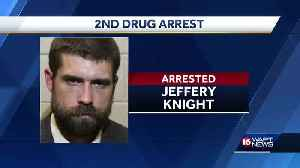 Attorney arrested in Richland, charged with drug possession [Video]