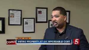 Metro Council donates vacant properties for affordable housing opportunities [Video]