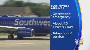 Southwest Airlines Declares 'State Of Operational Emergency' [Video]