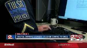 Digital driver's licenses could be coming to Oklahoma [Video]