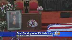 Somber Memorial Service Held For Former LAUSD Superintendent Michelle King [Video]