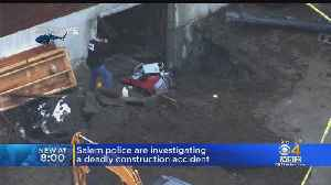 Police Investigating Deadly Construction Accident [Video]