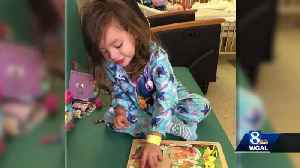 5-year-old in Lancaster County gives back