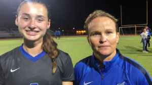 Cypress Bay gets its first state semifinal win in girls soccer [Video]