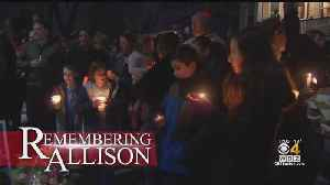 Friends, Family Gather In Somerville To Mourn Allison Donovan [Video]
