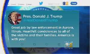 Trump Tweets About Aurora Shooting [Video]