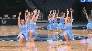 The Sights & Sounds Of The State Dance Team Meet [Video]