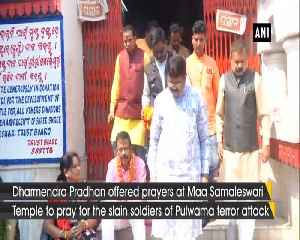 Pulwama terror attack Pakistan is trying to destabilise the country Dharmendra Pradhan [Video]