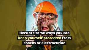 How to Safely Prepare For Electrical Work [Video]