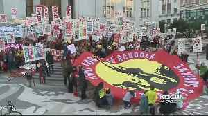 Oakland Teachers' Union Expected to Make Strike Announcement Saturday [Video]