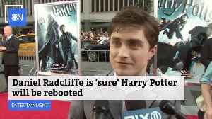 Daniel Radcliffe Doesn't Believe He Will Be The Last Harry Potter [Video]
