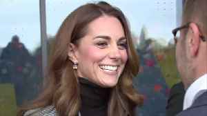 Duchess Catherine Talks About Early Child Development And Mom Fears [Video]