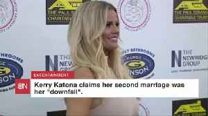 Kerry Katona's Marriage Caused Her Pain And Confusion [Video]