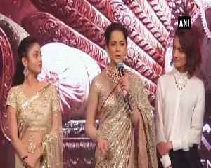 News video: Pulwama terror attack Kangana Ranaut demands stern action from govt