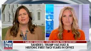 Sarah Sanders: Ann Coulter Is Not An Influential Voice In The White House Or Country [Video]